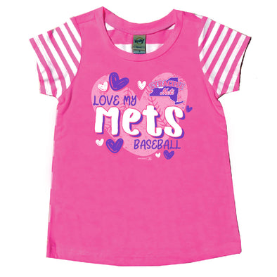 BR Pink Girls Toddler T-shirt