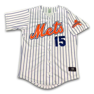 Syracuse Mets OT Replica Home Tebow Jersey