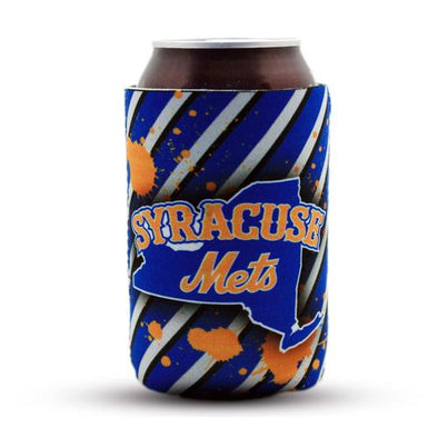 Syracuse Mets Koozie Royal Blue