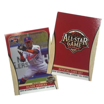 Syracuse Mets 2019 Triple-A All-Star Card Set