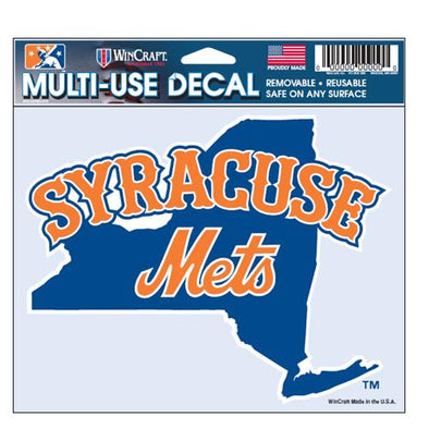 Syracuse Mets Multi-Use Decal