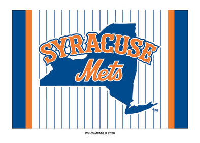 Syracuse Mets Fridge Magnet