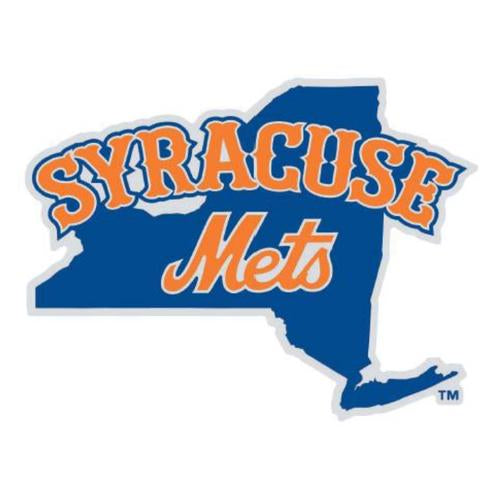 Syracuse Mets Primary Logo Collector Pin