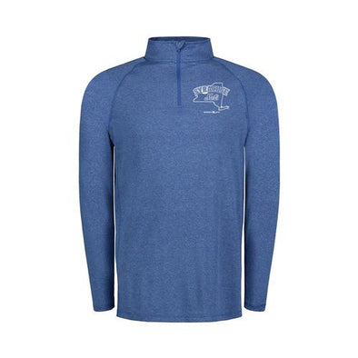 Syracuse Mets MV Royal 1/4 Zip Men's Pullover