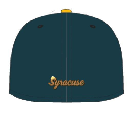 Syracuse Mets Salt Potatoes Fitted Cap