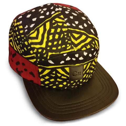 COMING SOONG: Dusk Wax Print 5-Panel Hat