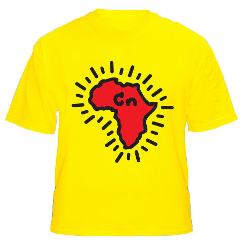 <b>RESTOCKED</b> Haring Inspired Logo Tee (Men)