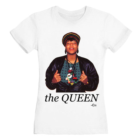 <b>RESTOCKED</b> the QUEEN Tee (Women)