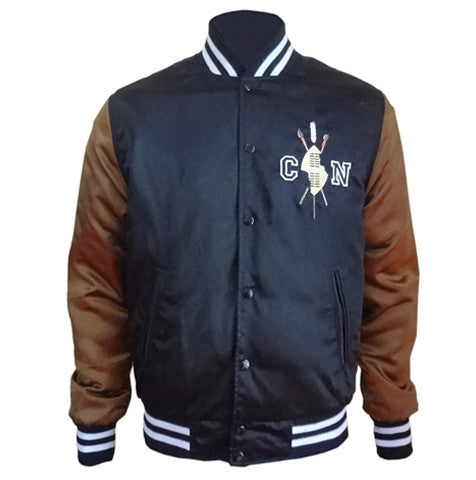 Zulu Warriors Satin Jacket (Men/Women)