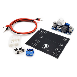 Dual Power 3D Printer Fan Breakout Board Kit 24v/12v /5v