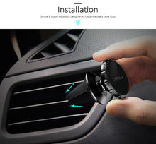 Load image into Gallery viewer, Cell Phone Car Mount Holder