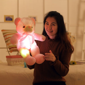 Luminous Glowing Teddy Bear