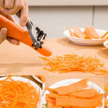 Load image into Gallery viewer, Multi-functional 360 Degree Rotary Kitchen Tool