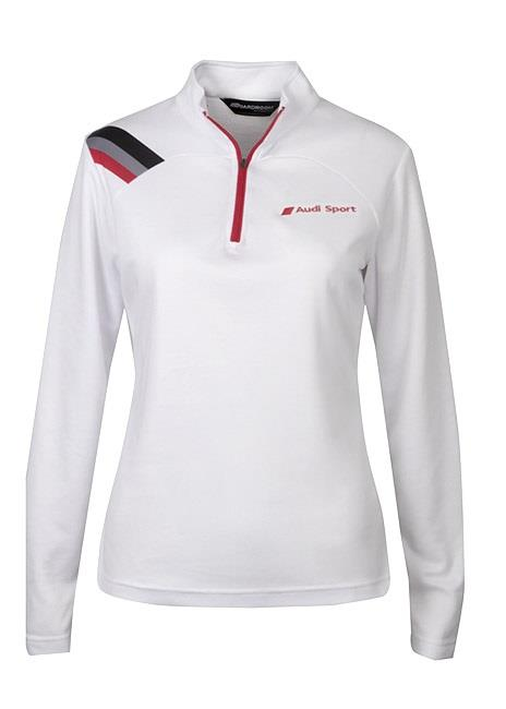 Audi Sport All Season Pullover - Ladies