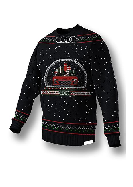 2019 Audi Knit Holiday Sweater