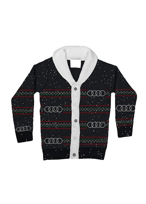2019 Audi Knit Holiday Cardigan