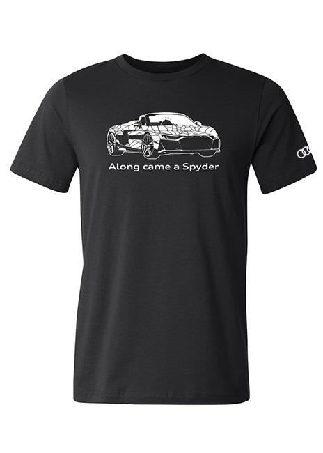 Along Came A Spyder Tee - Men's