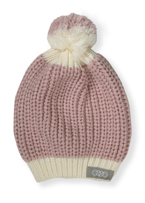 Pink Fashion Knit Beanie