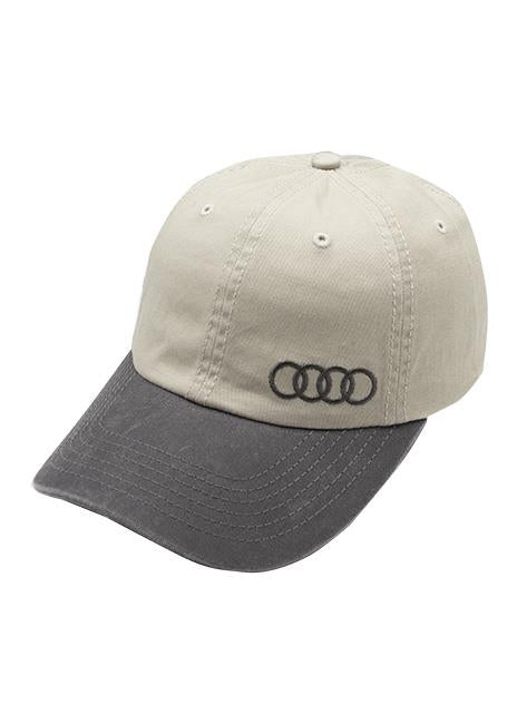 Audi Micro Washed Cap
