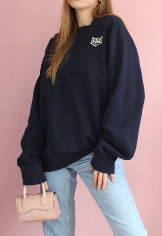Navy Everlast Sweatshirt