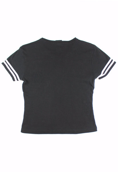 Harley-Davidson Black Two Stripe Tee