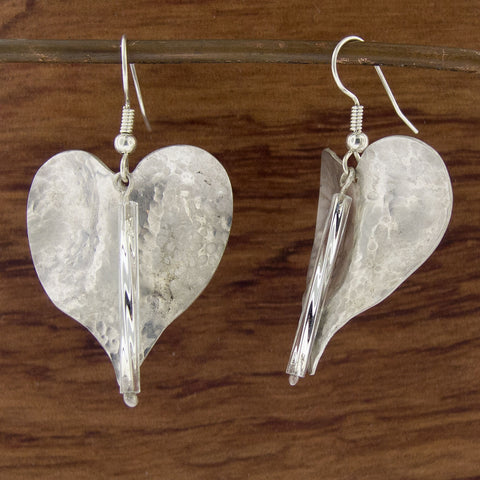 Anthurium Earrings