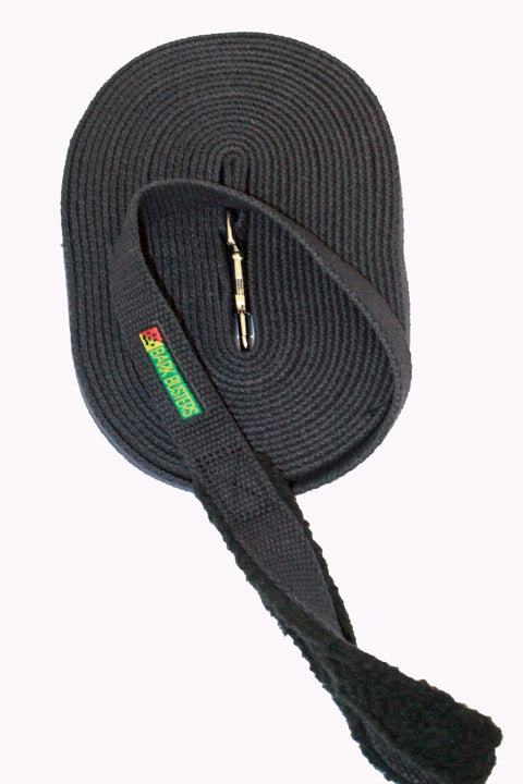 Cotton Long Recall Leads with Sherpa Handle
