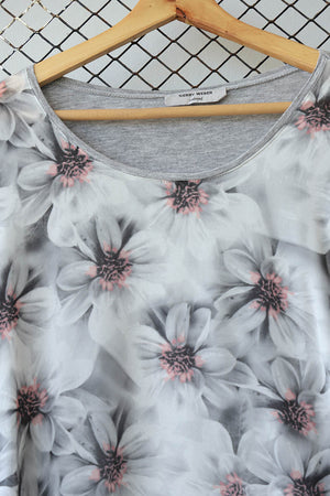 Floral Print Style Tee (Brand: Gerry Webber)
