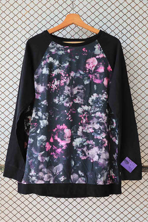 Gothic Florals Lounge Hoodie