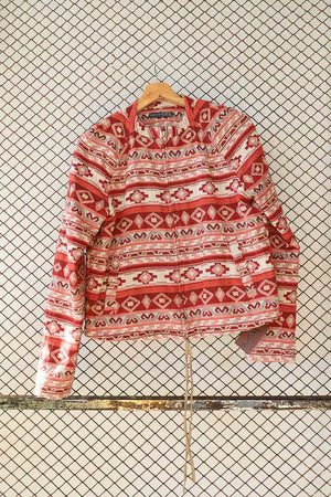 Tribal Short Jacket