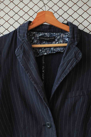 Pin Striped Suit Blazer