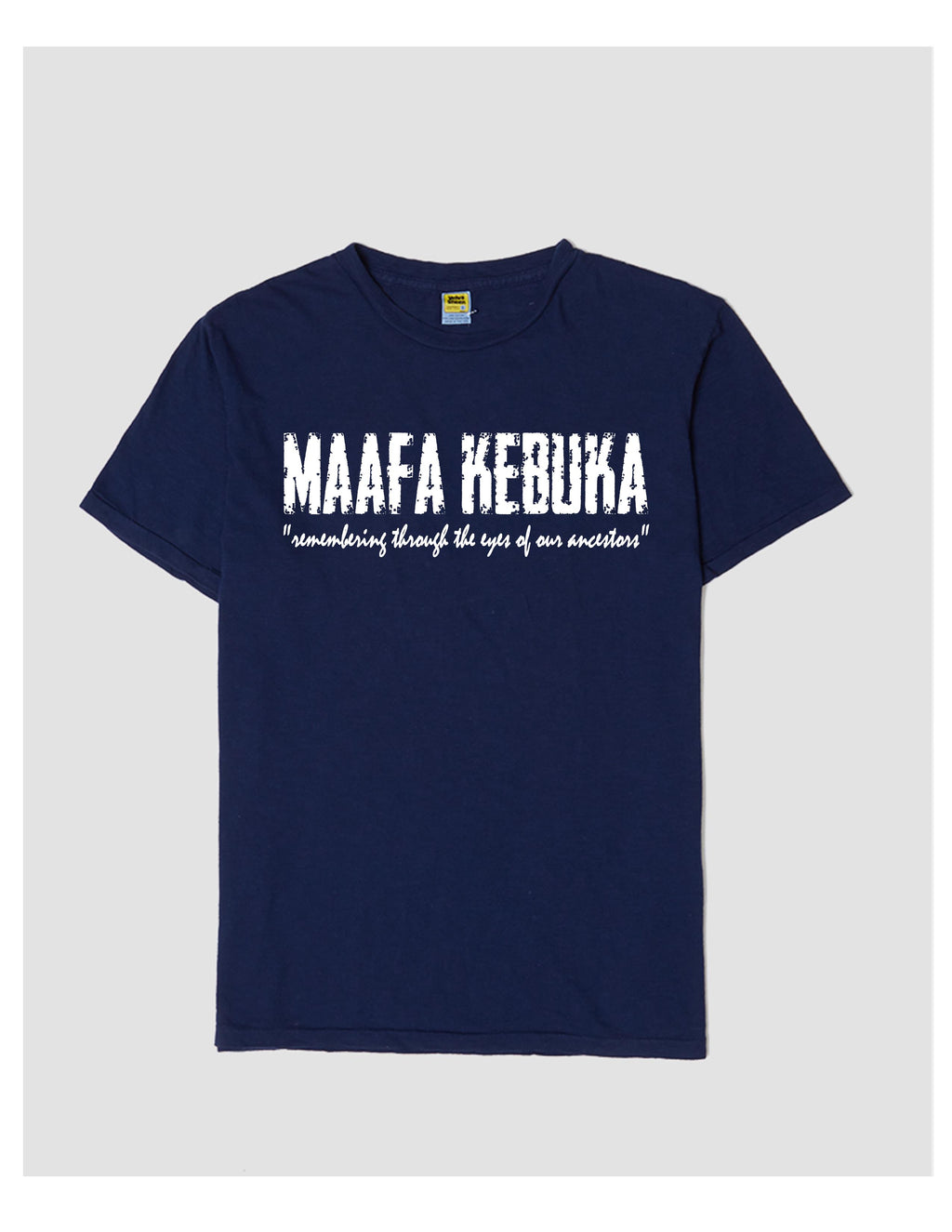 Maafa Kebuka Short Sleeve Shirt