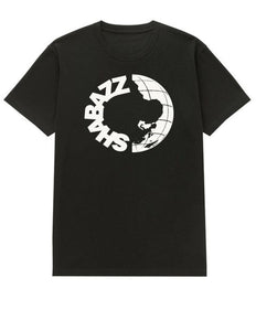 Children's Shabazz World T-Shirt Red or Black