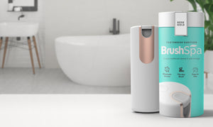Open image in slideshow, BrushSpa Toothbrush Sanitizer