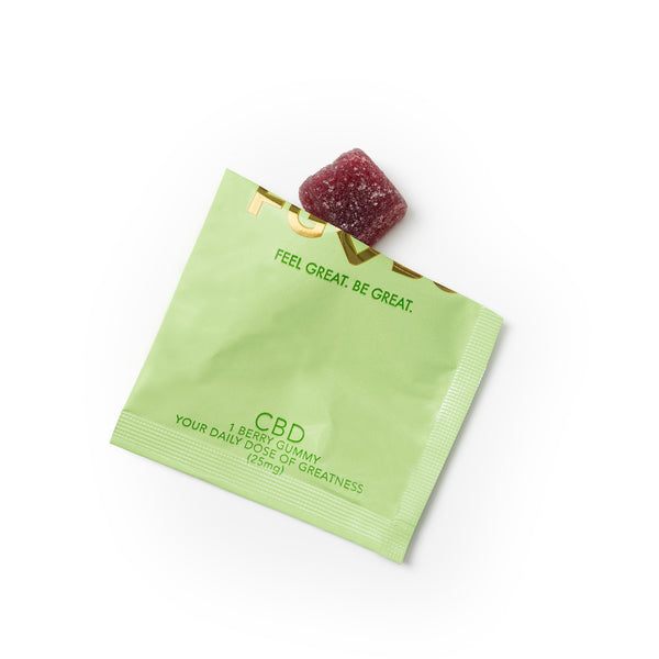 CBD 25mg Gummies - 3 month supply