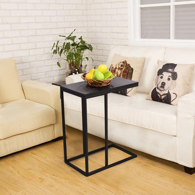 Coffee Tray Sofa Side End Table Modern