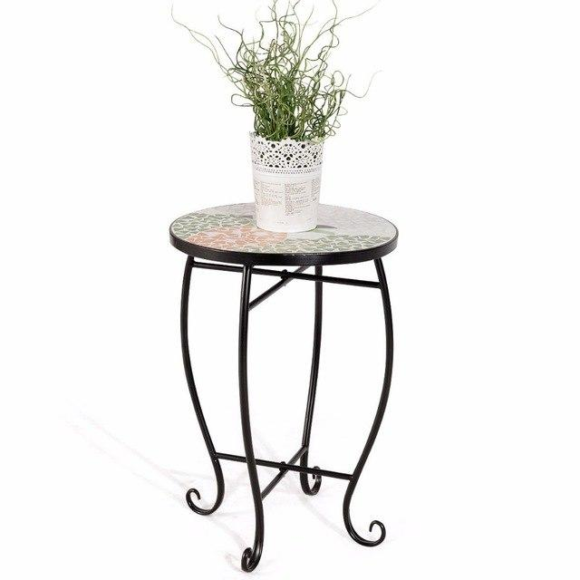 Pineapple Outdoor Indoor Accent Table