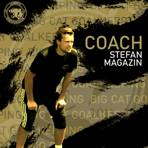 Stefan Magazin - BIG CAT GOALKEEPING