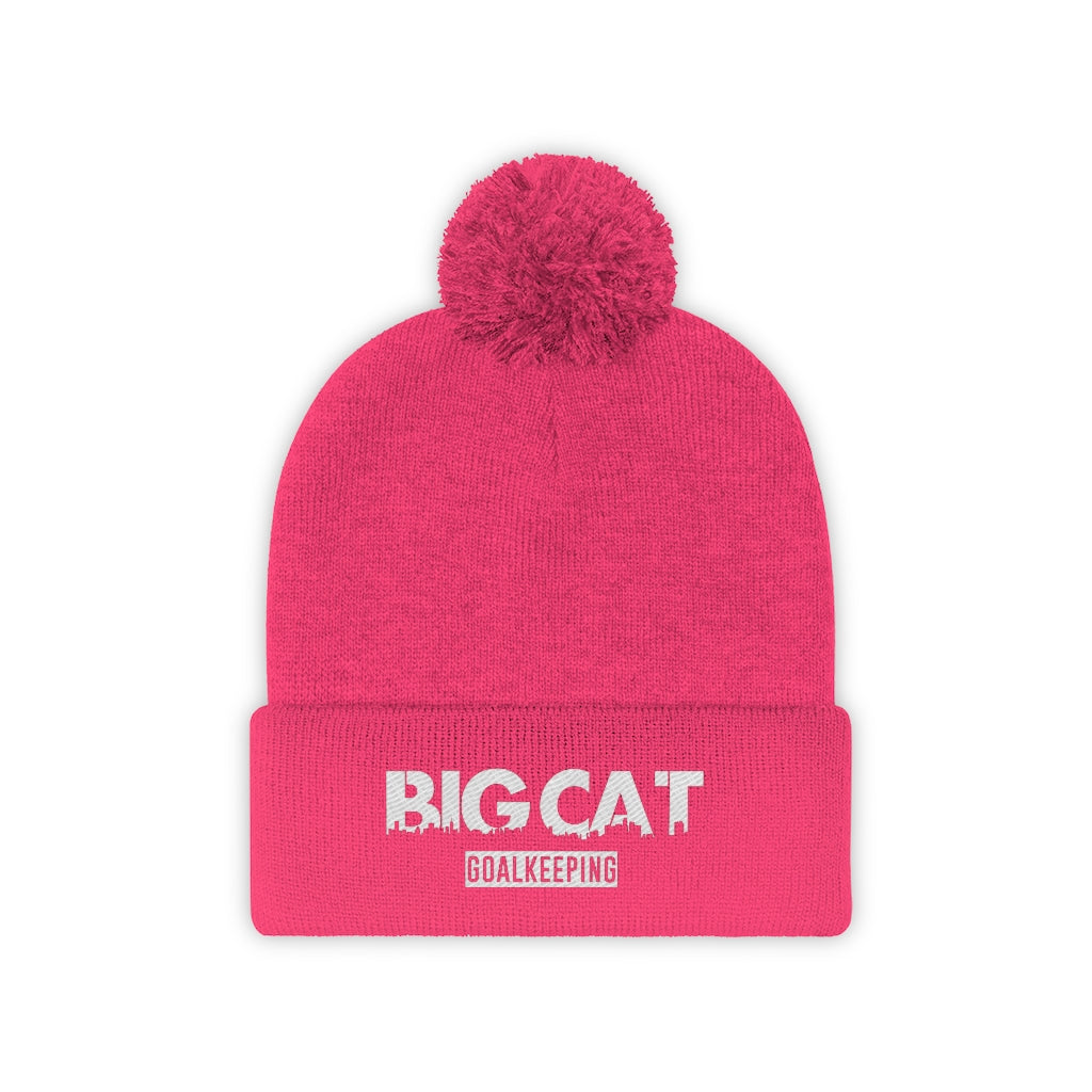 BIG CAT GK City Pom Pom Beanie