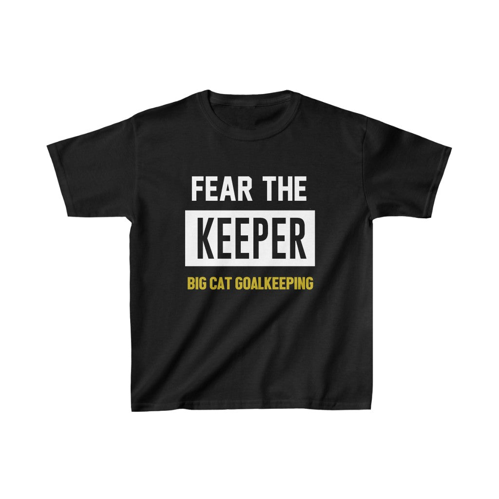 BIG CAT GK - Fear the Keeper Youth Tee