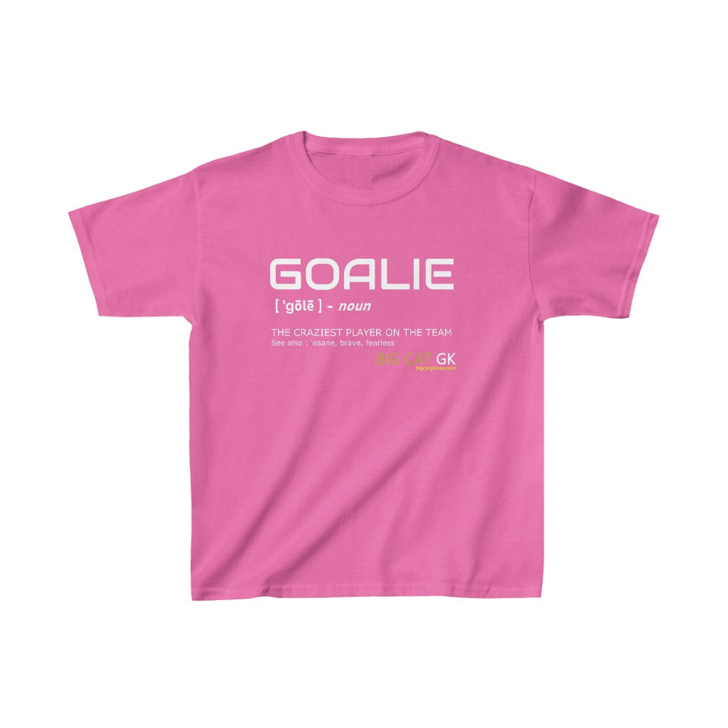 BIG CAT GK - Definition Youth Tee