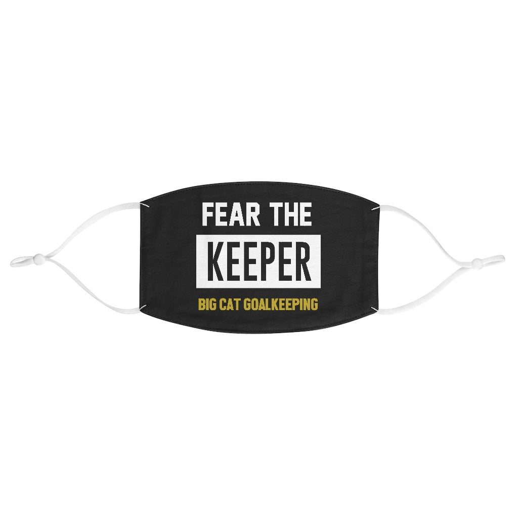 BIG CAT GK - Fear the Keeper Face Mask