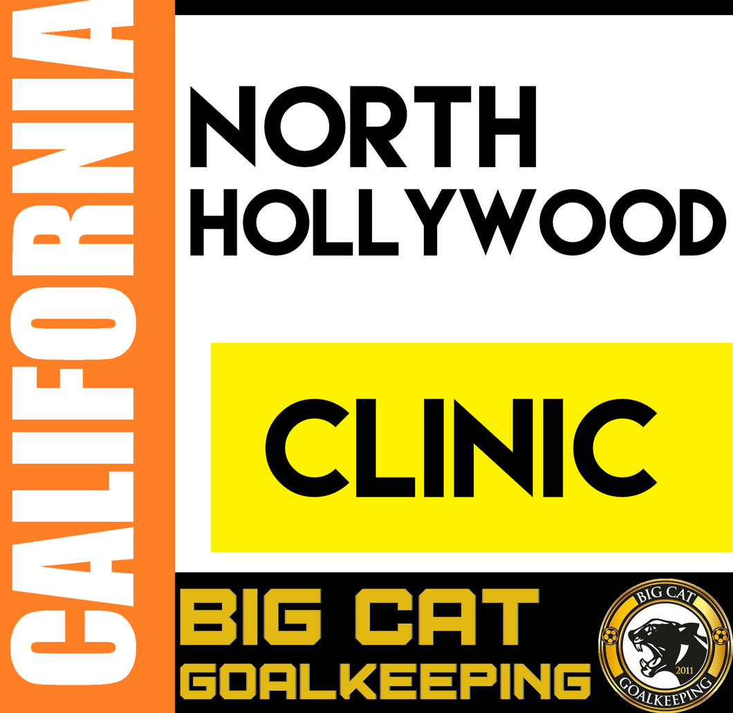 2021 WEEKLY CLINICS - North Hollywood, CA (Fridays & Sundays)