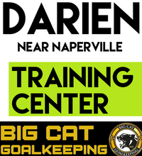 Load image into Gallery viewer, NEW DATE /// TRAINING CENTER [Special Topics: Shot Stopping & 1v1] - DARIEN, IL (near Naperville) - May 22nd, 2021