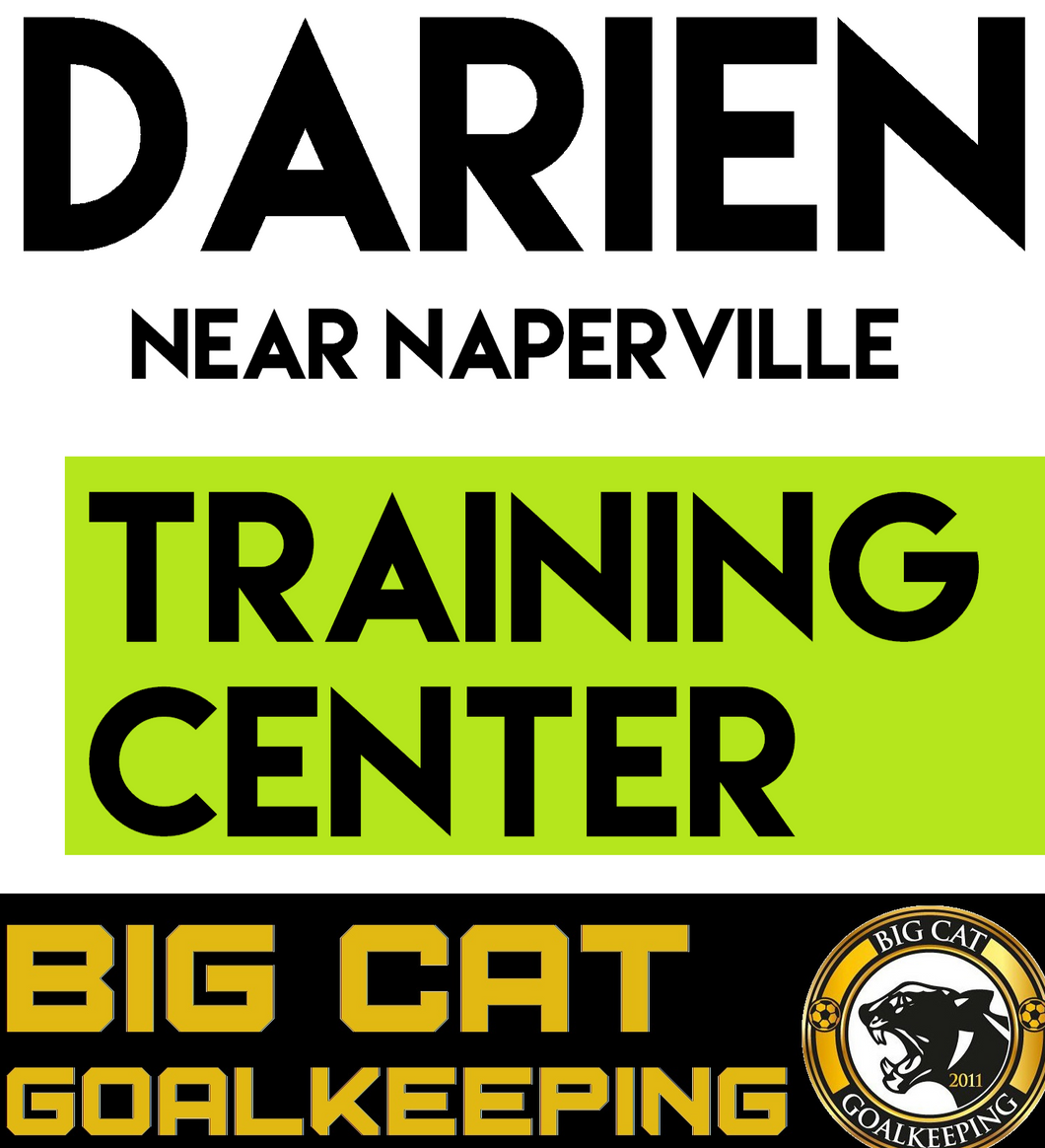 NEW DATE /// TRAINING CENTER [Special Topics: Shot Stopping & 1v1] - DARIEN, IL (near Naperville) - May 22nd, 2021