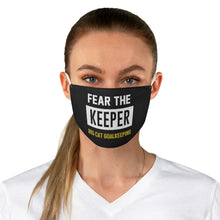 Load image into Gallery viewer, BIG CAT GK - Fear the Keeper Face Mask