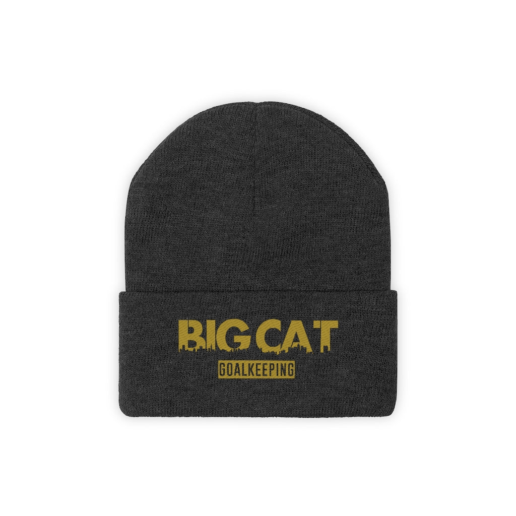 BIG CAT GK City Knit Beanie