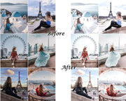 Mobile Lightroom Presets Lightroom Mobile Preset Instagram Preset Preset Lightroom Desktop Version - White Coffee Blogger Preset