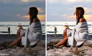 4 Lightroom Presets, Lightroom Mobile Presets,Desktop Presets , Instagram Presets,Mobile Lightroom Presets - Beach Dream
