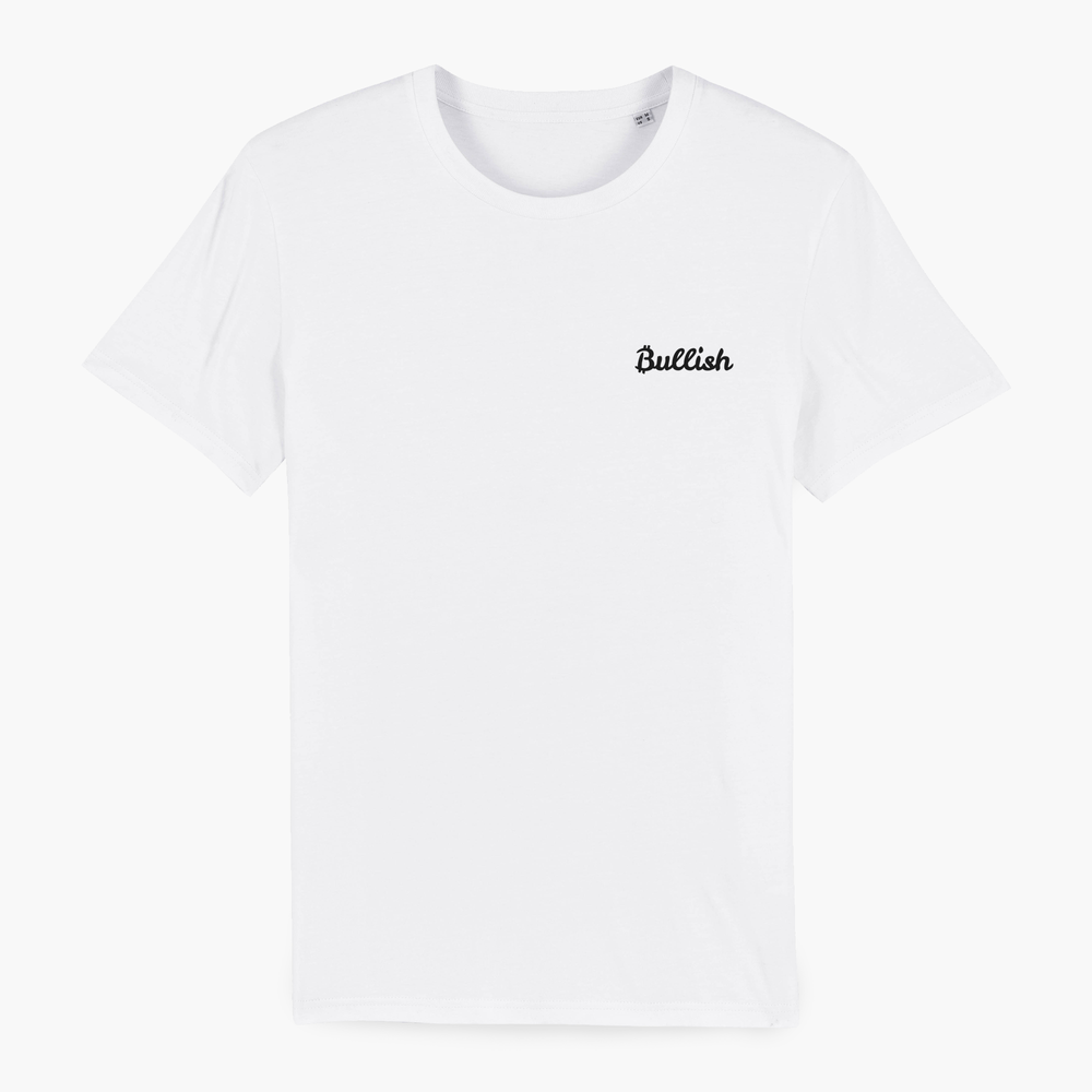 Bullish left chest T-shirt